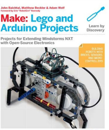 Lego and Arduino Projects, 1Ed