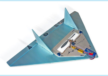 Brooklyn Aerodrome Flying Wing Kit