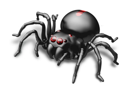 Salt Water Fuel Cell Giant Arachnoid Kit