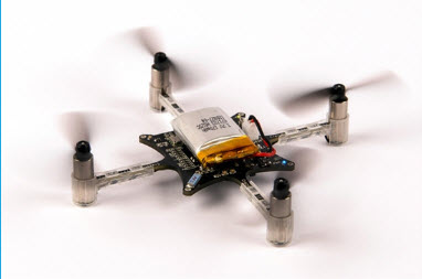 Crazyflie Nano Quadcopter Kits (10-DOF)