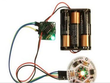 Star Controller - 3 Watt RGB Star LED Controller Kit